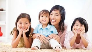 Studi: Ibu Beranak Tiga Paling Stres