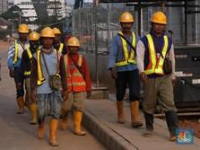 Miris! Pengusaha Konstruksi Gulung Tikar Dihantam Pandemi