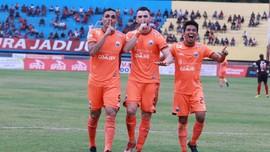 Persija Menang Telak 3-0 atas Persela di Liga 1 2018