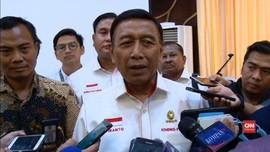 VIDEO: Wiranto Tanggapi Rencana Aksi Bela Tauhid