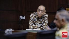Akui Bersalah, Johannes Kotjo Menolak Ajukan Banding