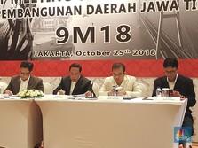 Laba Bank Jatim Kuartal III-2018 Rp 1,06 T, Naik 4,54%