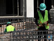Corona Picu PHK, Bagaimana Nasib 137.000 Pekerja Konstruksi?