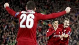 Liverpool Pimpin Klasemen Liga Champions, Klopp Tak Sombong