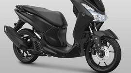 Motor Ojek 'Online' Yamaha Kini Menghitam