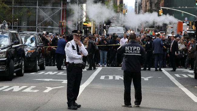 FBI Sebut 13 Paket Bom di AS Bukan Hoaks
