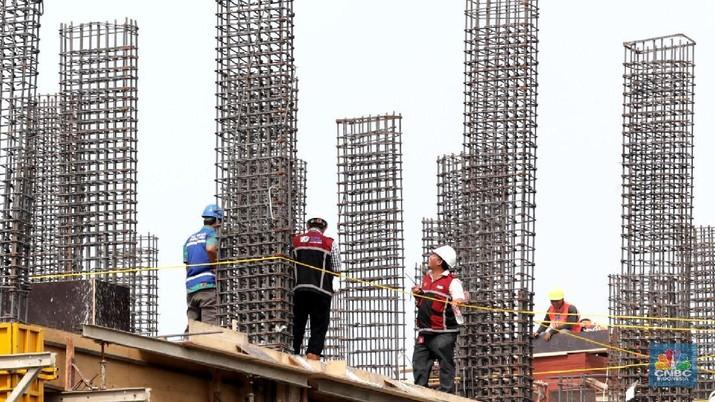 Obligasi BUMN Konstruksi Tembus Rp 24 T, Siapa Paling Gede?