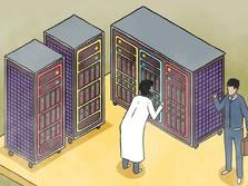 Alasan Kominfo Izinkan Data Center RI Berada di Luar Negeri