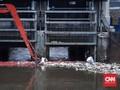 Kisah dari Pintu Air Manggarai: Jaga Banjir dan Urus Mayat