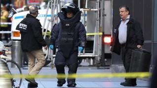 Polisi AS Tahan Satu Pelaku Pengirim Paket Bom