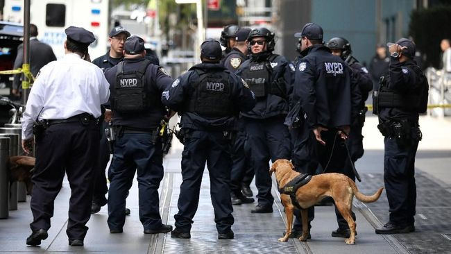 Pelaku Teror Paket Bom AS Dibawa ke Pengadilan Hari Ini