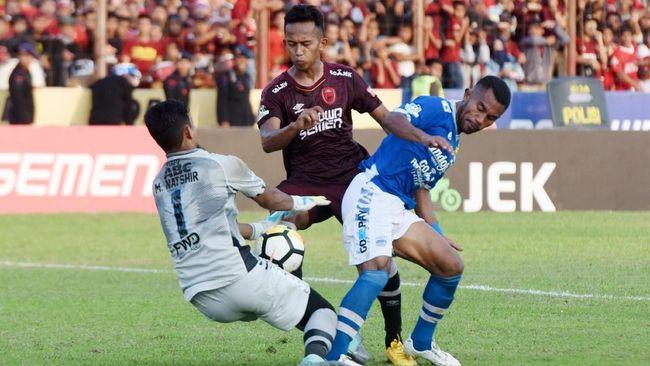 Persib Kalah 0-1 dari PSMS di Liga 1 2018