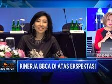 BBCA Catat Kinerja Ciamik