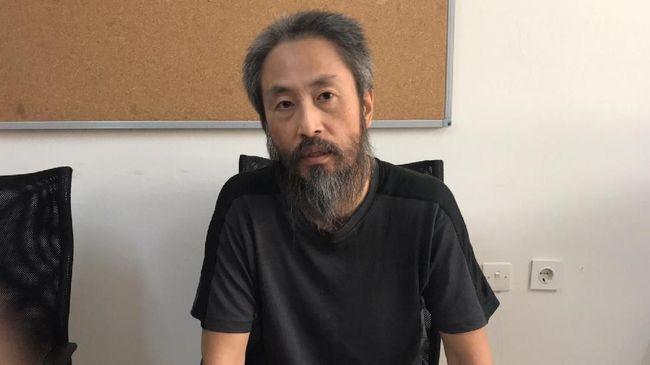 Disekap Militan Suriah, Jurnalis Jepang Dilarang Bersuara