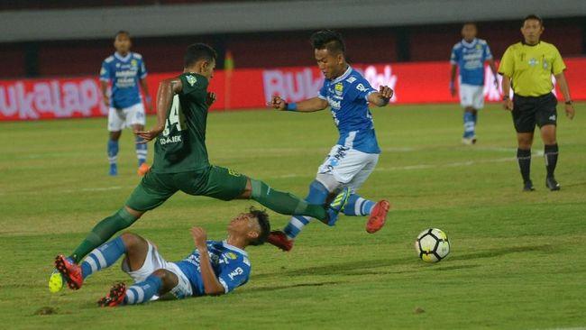 Klasemen Liga 1 2018 Setelah Persib Kalah dari PSMS