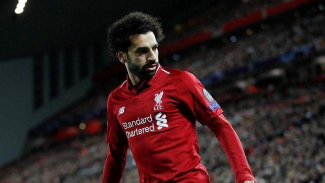 Liverpool Juara Musim Ini Jadi Ambisi Salah