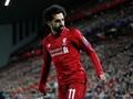 Tangan Salah Dibebat Saat Latihan Jelang Arsenal vs Liverpool
