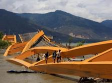 Banyak Gempa di Indonesia, Jokowi Siapkan Peraturan Presiden