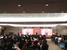 Jokowi Bicara Teknologi, Sebut Film Star Trek Sampai Crypto