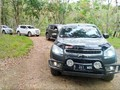 Komunitas Trailblazer 'Touring' Jarak Jauh 2.445 Km