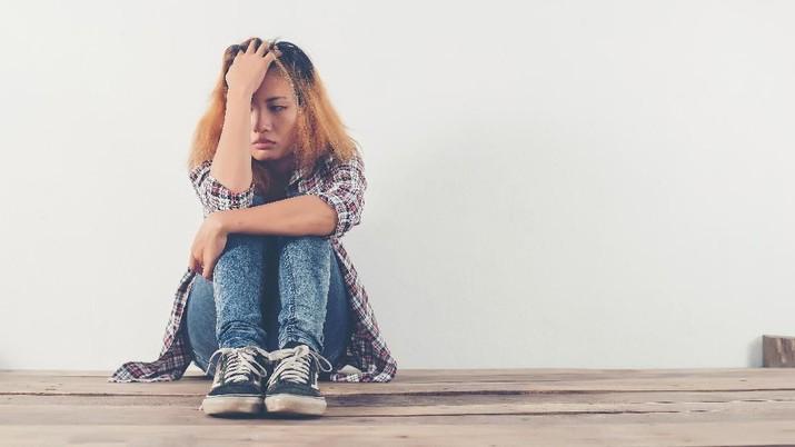 Stress Bisa Bikin Anda Susah Kaya