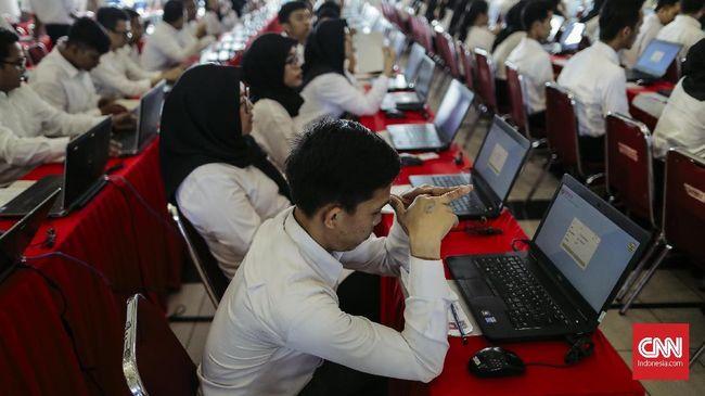 Pemerintah Buka Pendaftaran Online CPNS pada November 2019