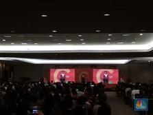 Ketika Jokowi Heran Bisa Main Ping Pong Tanpa Meja & Bola