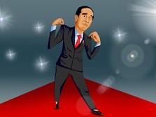 Jaket Hingga Sepatu Viral, Jokowi Jadi Fashion Trendsetter