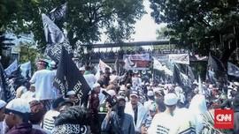 Massa Aksi Bela Kalimat Tauhid Serukan Lawan PKI