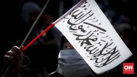 FOTO :  Respons Pembakaran Bendera, Aksi Bela Tauhid Digelar