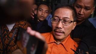 KPK Sebut Eks Bupati Cirebon Terima Gratifikasi Rp50 Miliar