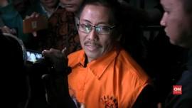 VIDEO: Jadi Tersangka, Bupati Cirebon Bantah Terima Suap