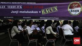 Gagal Jadi CPNS, 261 Lulusan SKD Gugat Menpan Rp3,9 M
