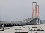 Jokowi Gratiskan Suramadu, Bagaimana Nasib Kapal Feri?