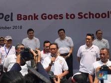 Dorong Literasi Keuangan, OJK Kerja Sama dengan 18 Bank