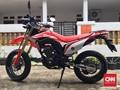 Penjualan Motor Trail Honda di Kaltara Tak Sesuai Harapan