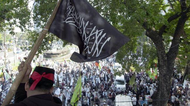 Isu Bakar Bendera, Netizen Serukan #JanganSuriahkanIndonesia