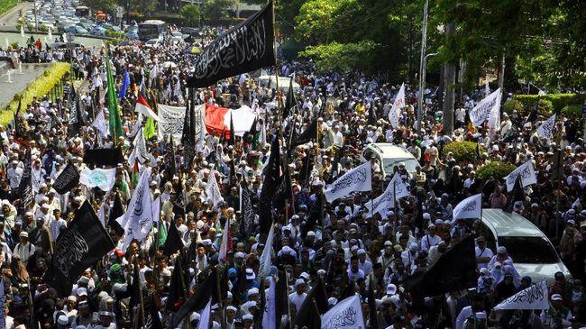 Aksi Parade Tauhid di Surabaya Hari Ini Dibatalkan