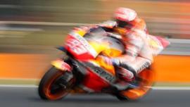 FOTO: Marquez Pimpin Start MotoGP Australia 2018