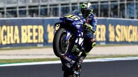 Rossi Sempat Takut dengan Kedatangan Pedrosa di MotoGP