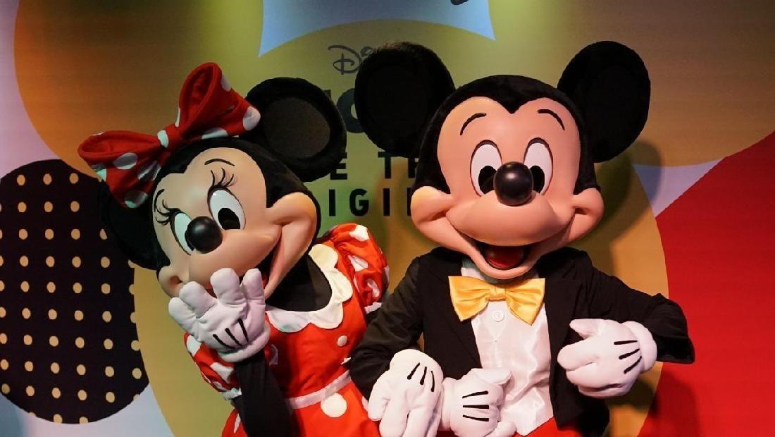 Mickey Mouse Ultah ke-90