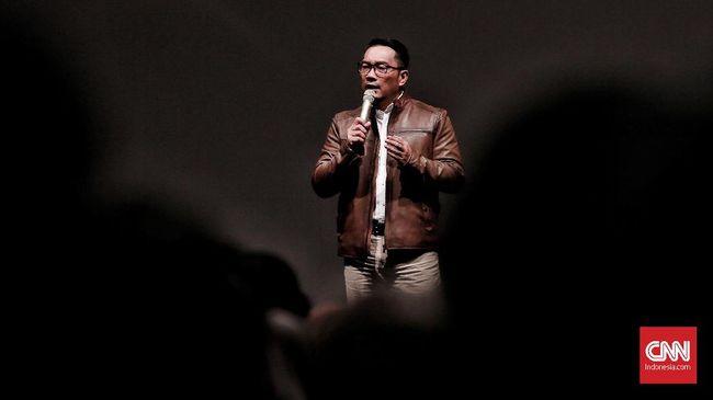 Bawaslu Akan Panggil Ridwan Kamil Terkait Kampanye Jokowi