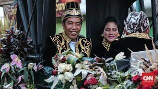 TKN Tuding Ada Politik Kotor di Balik Poster 'Raja Jokowi'