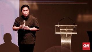 Erick Thohir Anggap Jakarta-Jawa Barat Cocok Gelar Olimpiade