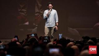 Sandiaga Targetkan 50 Start Up Jadi Unicorn dalam Lima Tahun