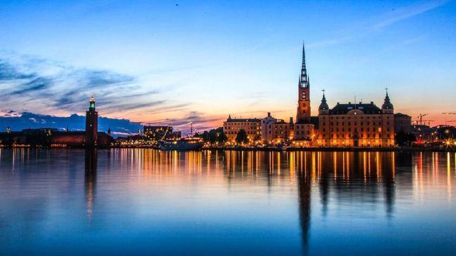 Minus 24 Derajat di Tengah Kehangatan Swedia