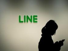 Contek SnapChat, LINE Kini Punya Fitur Stories