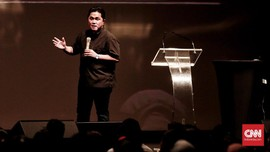 Erick Thohir Sesalkan Perusakan Atribut Partai Demokrat