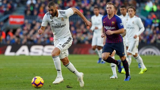 El Clasico: Menanti Barcelona vs Real Madrid yang Hambar
