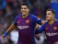 Barcelona Unggul 2-0 Atas Real Madrid di Babak Pertama